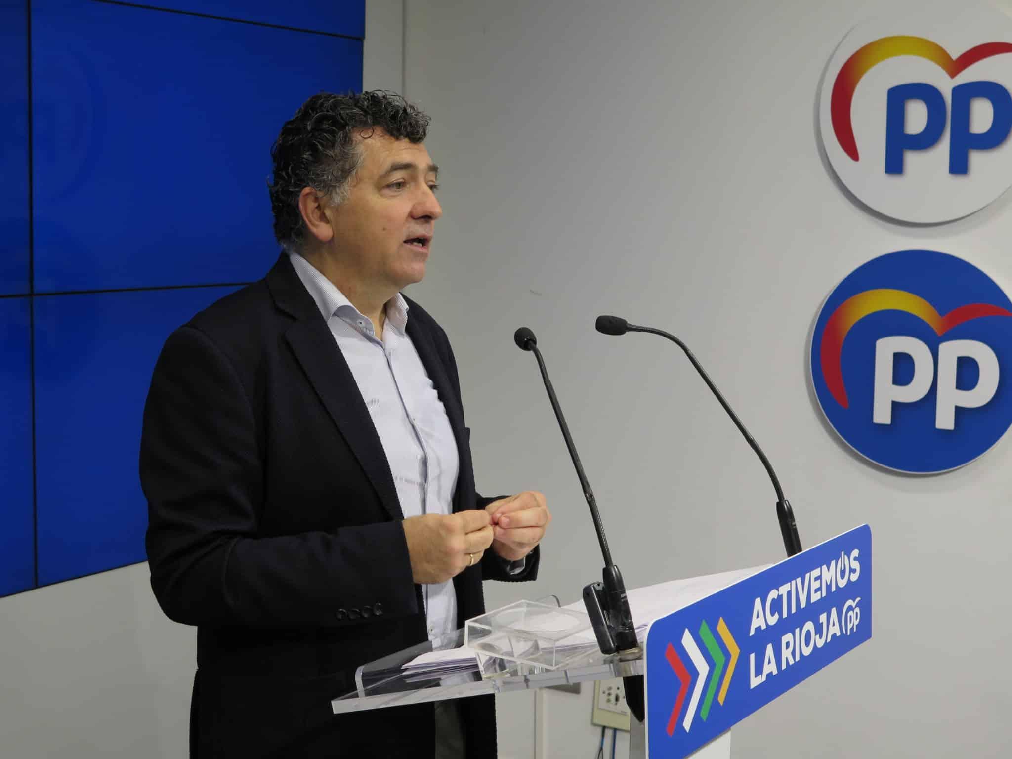 El PP de La Rioja propone un IVA superreducido del 4% y ayudas directas a la inversión para el sector turístico 1