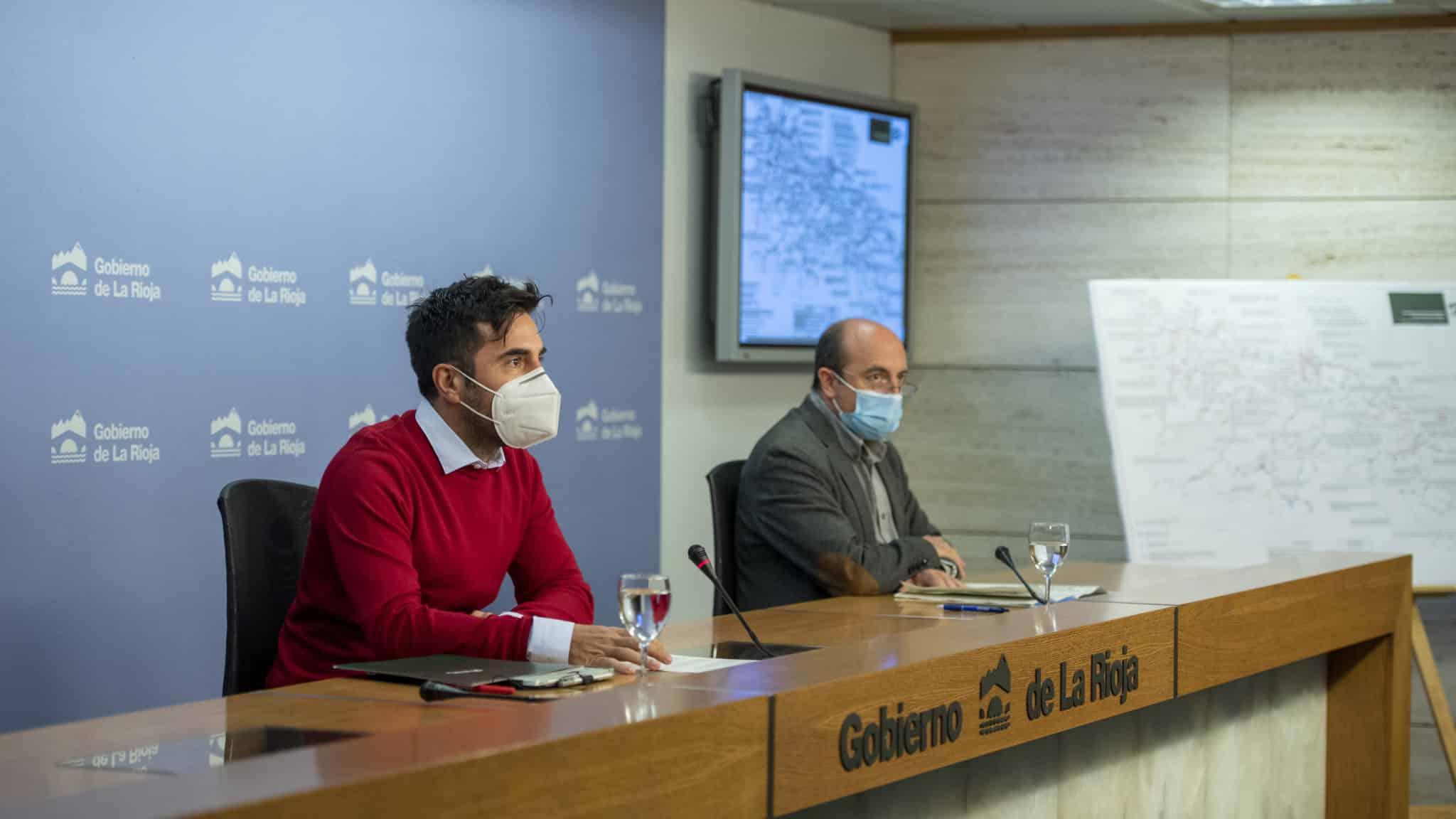 La Rioja destina 17 millones de euros a impulsar la mejora y la conservación de la red autonómica de carreteras 2