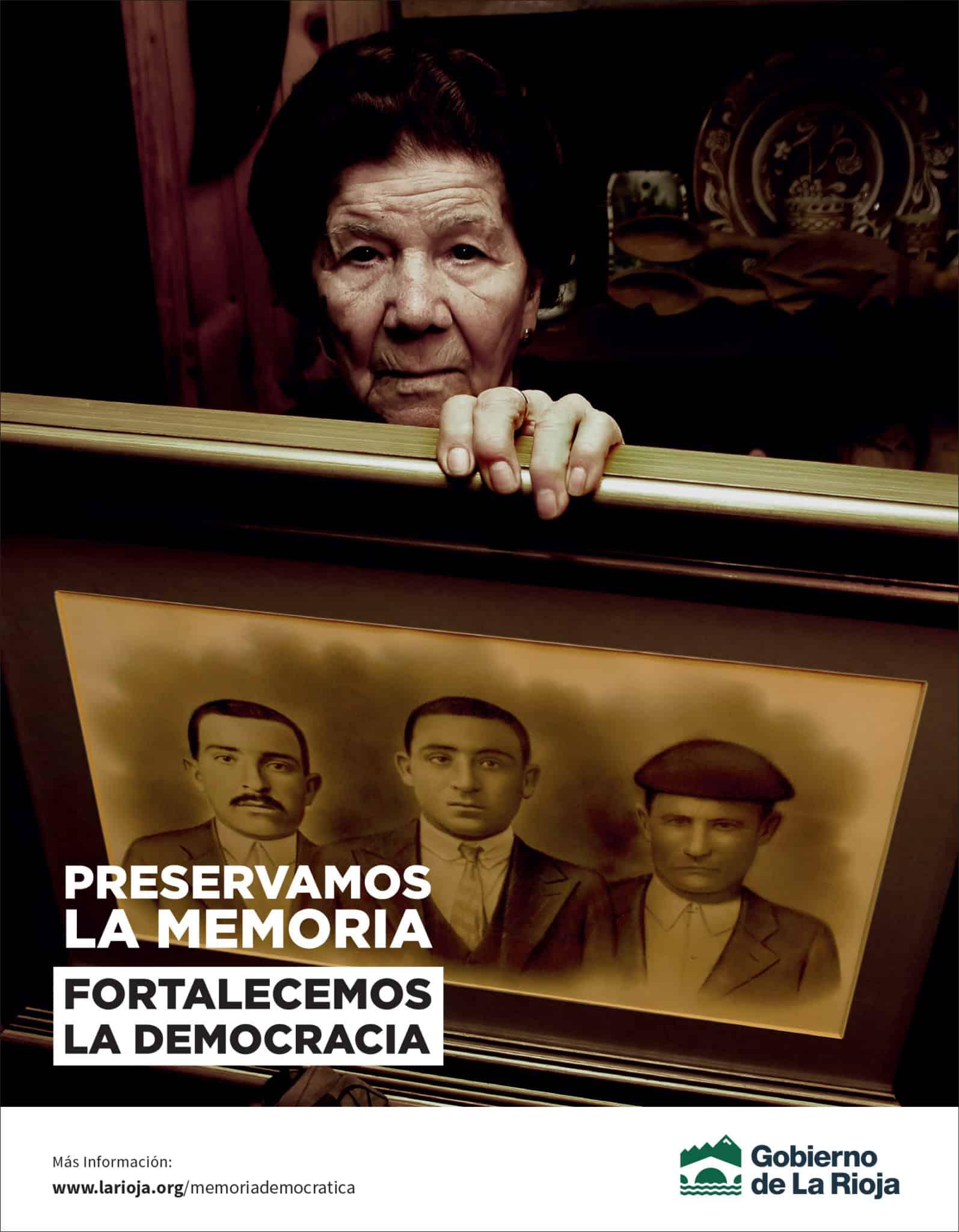 Homenaje en La Barranca a las víctimas del Franquismo con motivo del 1 de noviembre 1