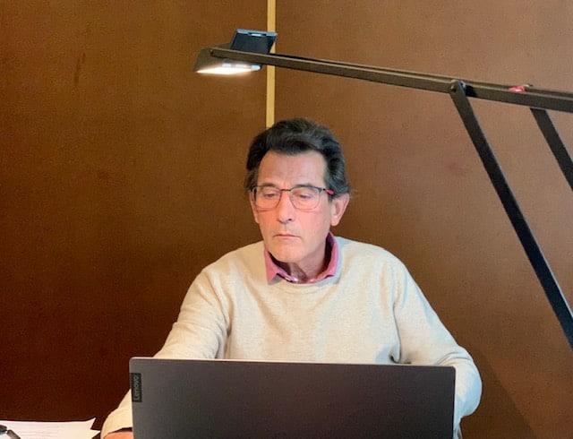 Ángel Carrero sustituye a Alfonso Samaniego como nuevo decano del Colegio de Arquitectos de La Rioja 1