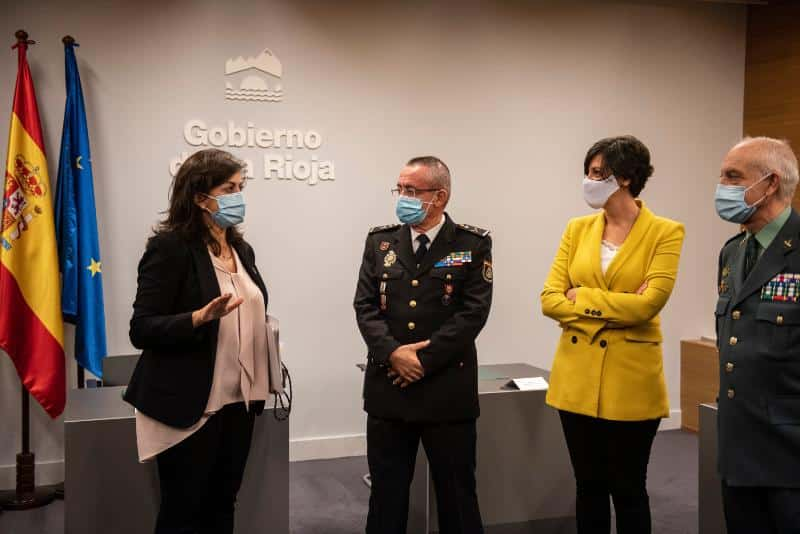 Andreu presidirá junto a la delegada del Gobierno el CECOR, que garantizará el cumplimiento de las restricciones 1