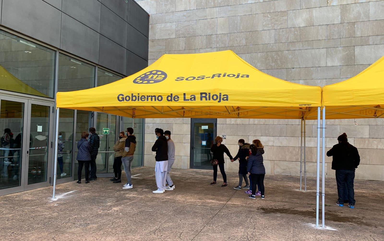 Siguen en ascenso los casos activos de coronavirus en La Rioja: 1.203 1