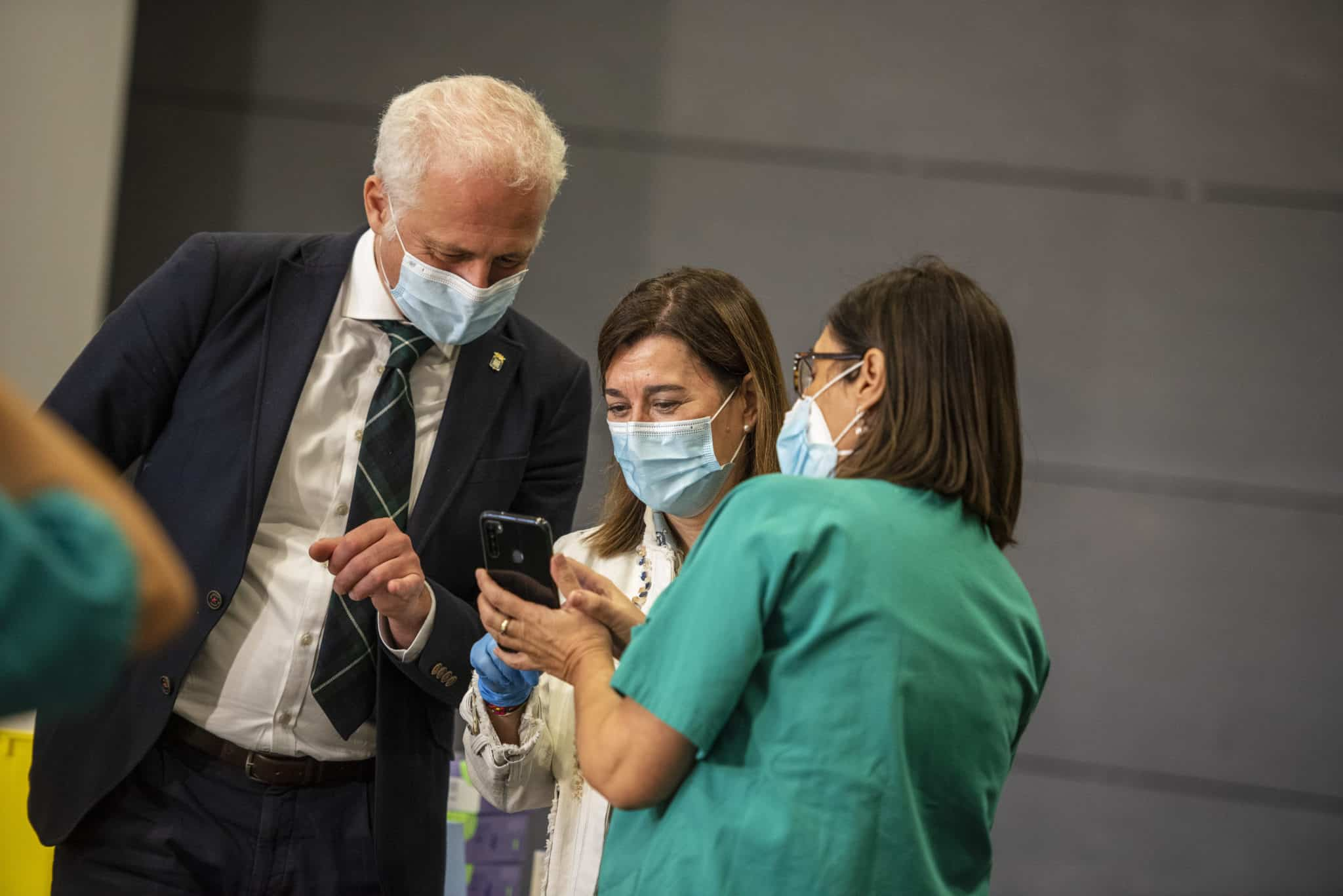 El dispositivo especial de cribado en Logroño recoge más de 800 muestras en las cuatro primeras horas 5
