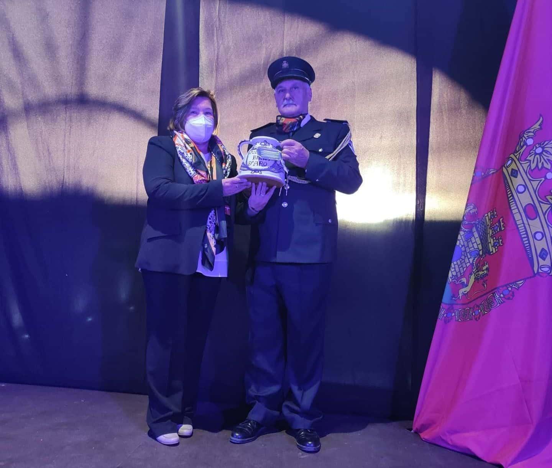 Juan José López Davalillo, Medalla de Oro de la Ciudad de Haro 2