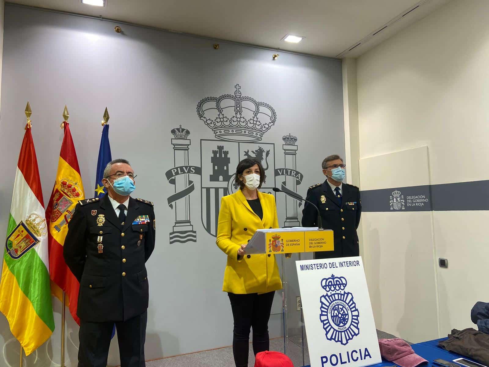 Operación 'Laurel y Hardy': Detenidos los atracadores de cuatro asaltos a supermercados en La Rioja 2