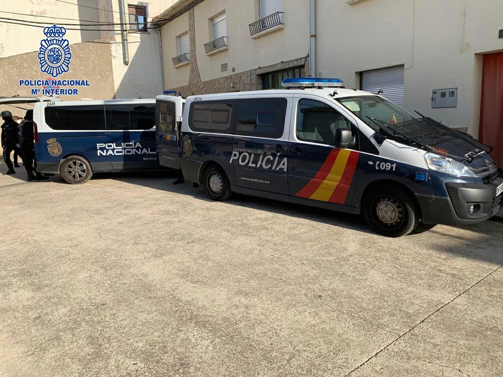 Operación 'Laurel y Hardy': Detenidos los atracadores de cuatro asaltos a supermercados en La Rioja 4