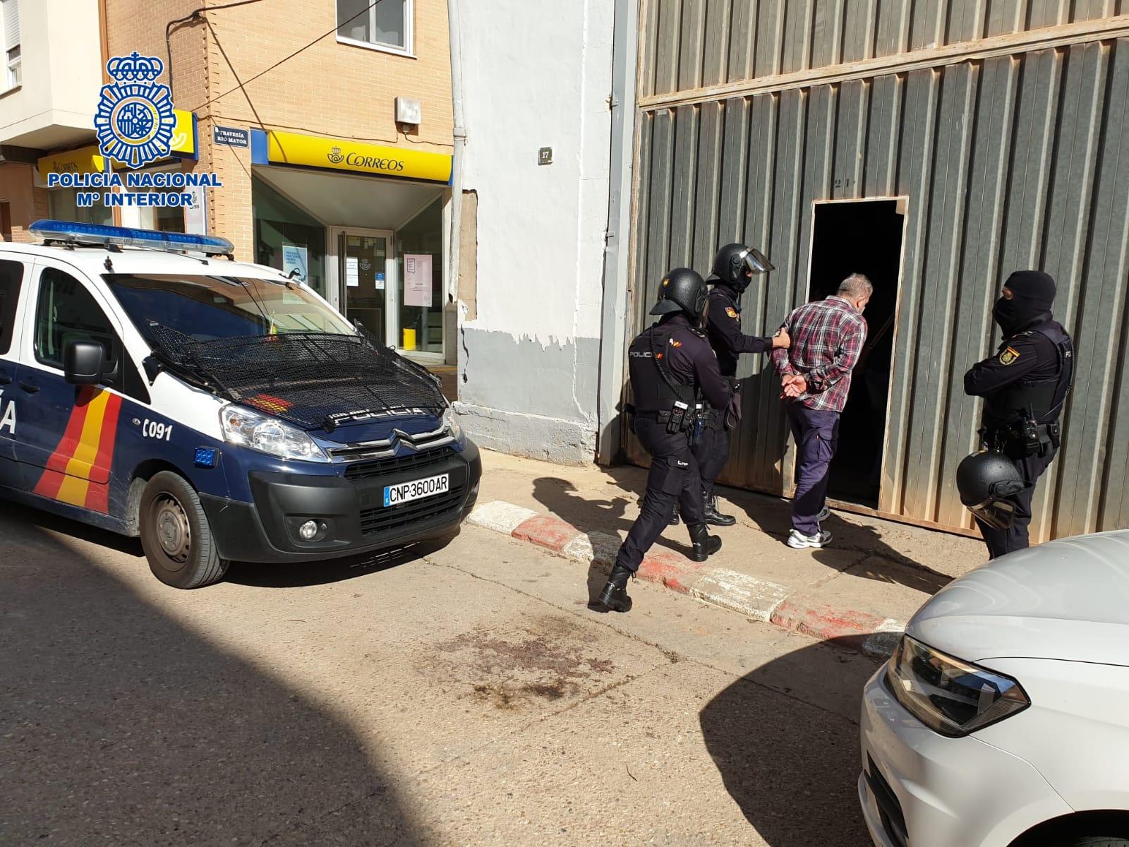 Operación 'Laurel y Hardy': Detenidos los atracadores de cuatro asaltos a supermercados en La Rioja 3