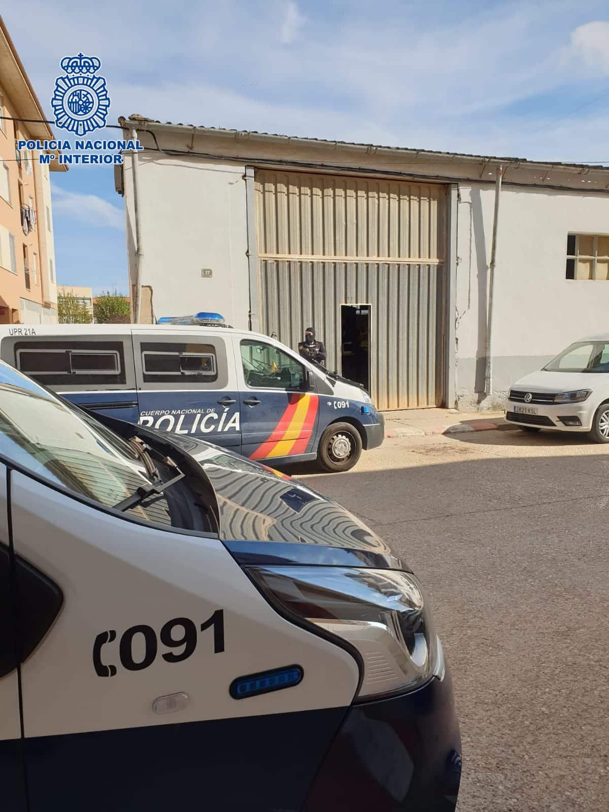 Operación 'Laurel y Hardy': Detenidos los atracadores de cuatro asaltos a supermercados en La Rioja 1