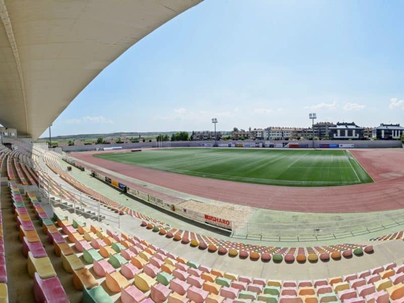 Estadio El Mazo