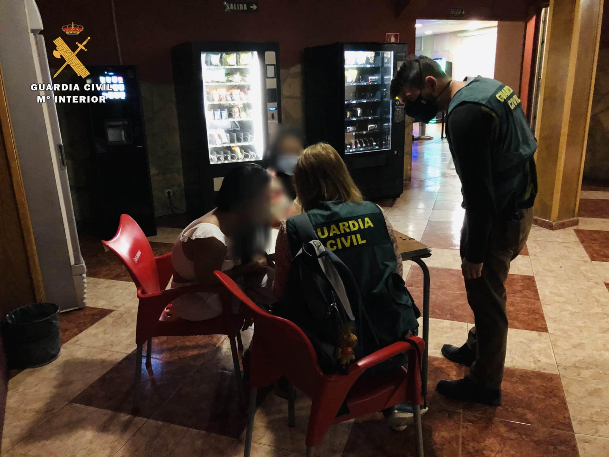 Desalojado por cuarta vez en Rincón un club de alterne que abría al público a pesar de las restricciones por la pandemia 1