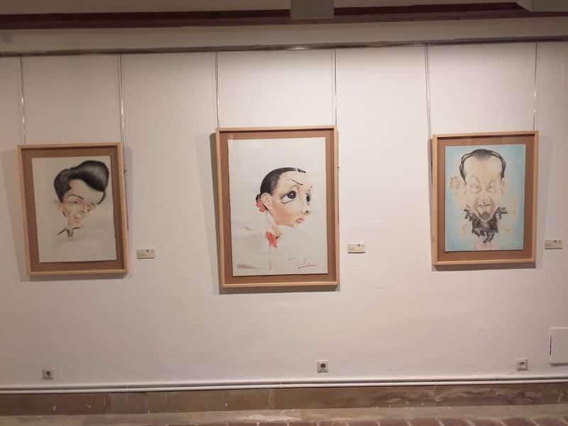 Exposición Fredy Rodríguez