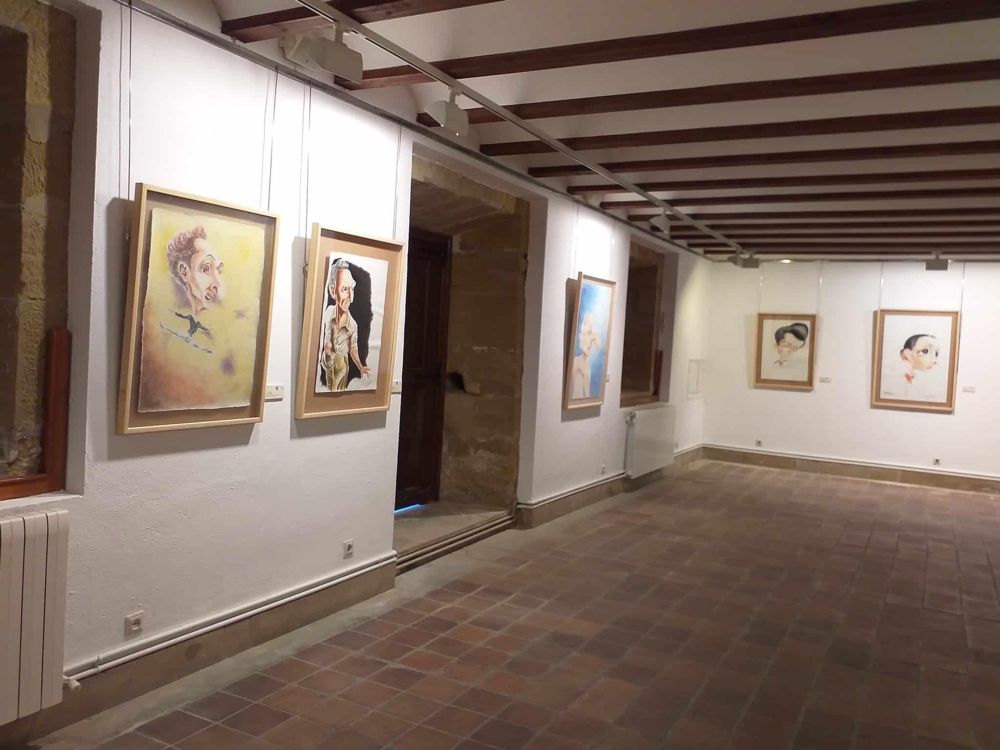El Centro Fundación Caja Rioja-Bankia de Haro acoge una exposición de caricaturas del mexicano Fredy Rodríguez 3