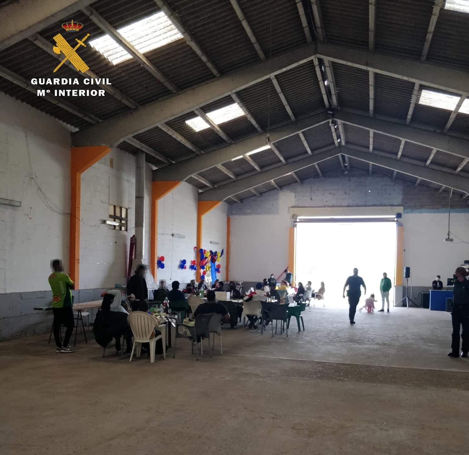 Disuelven en La Rioja una fiesta ilegal con 45 personas que se saltaron las restricciones por la COVID 1