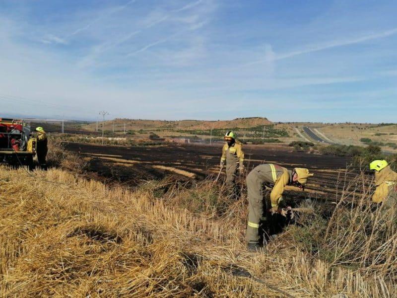 Bomberos Forestales de La Rioja