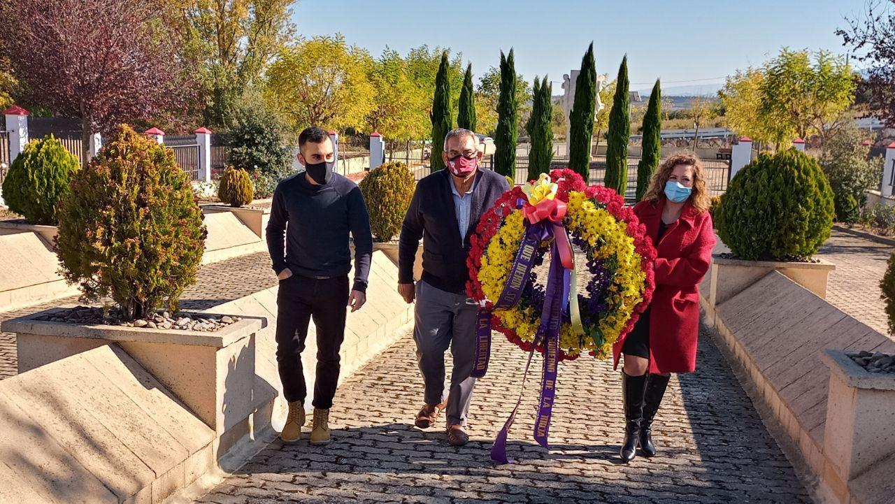 Homenaje en La Barranca