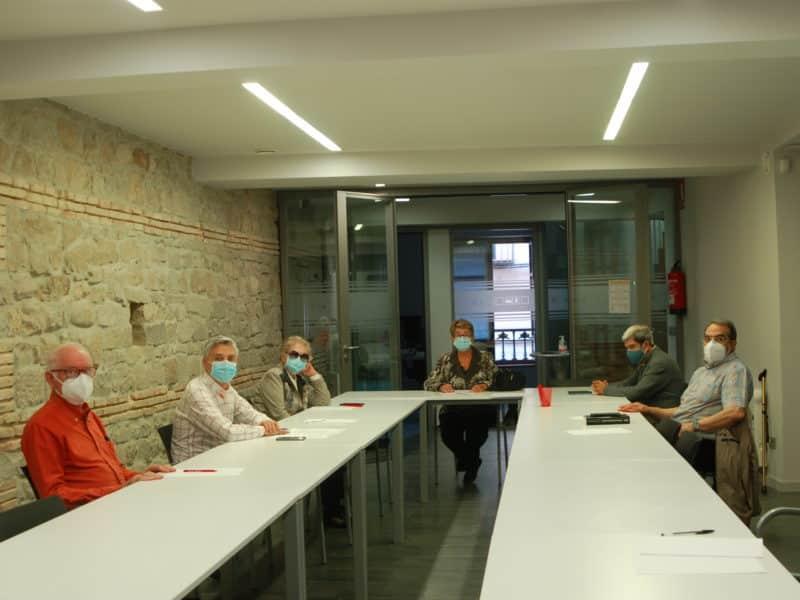 Reunión PSOE La Rioja