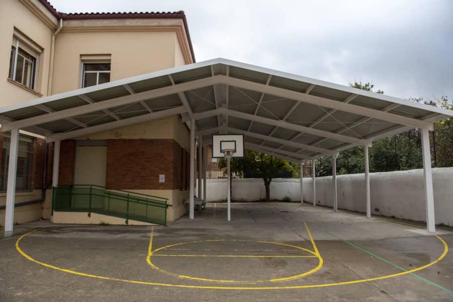 La Rioja invierte 593.591 euros en diferentes obras de mejora en 23 centros educativos de nueve municipios 2