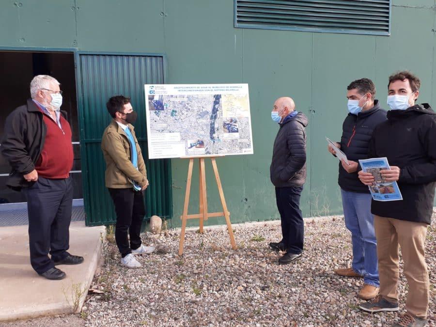 La Rioja pone en marcha dos nuevas infraestructuras hidráulicas en Tormantos y Hormilla 3