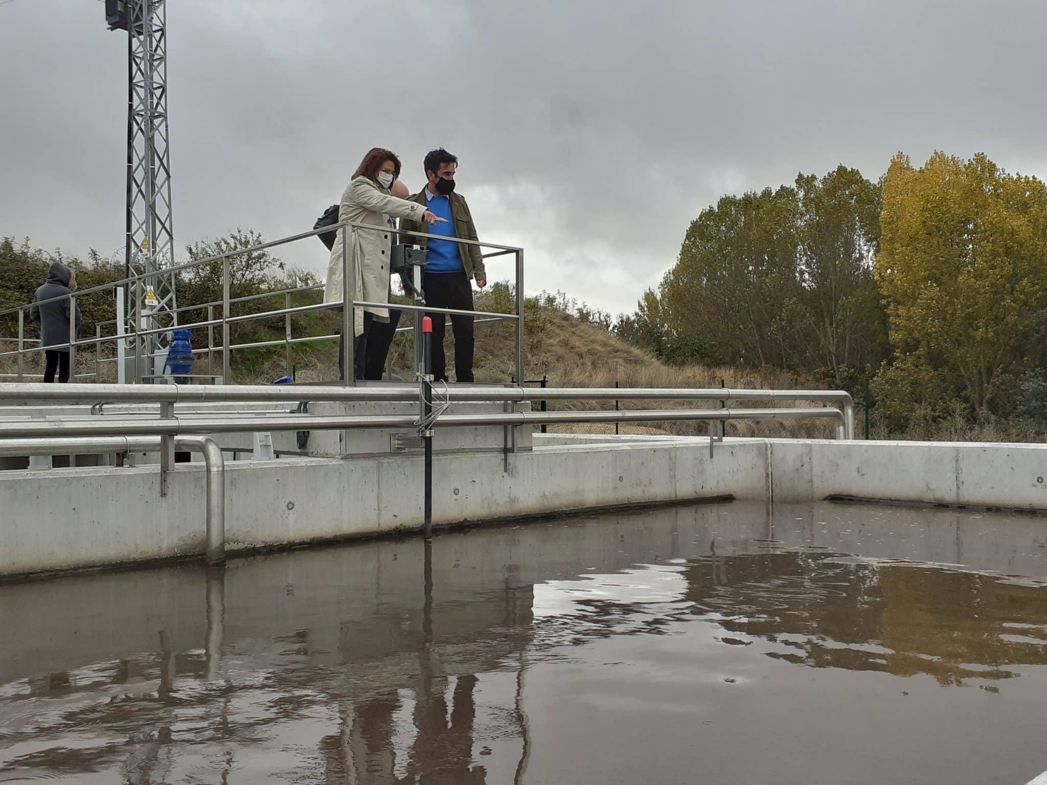 La Rioja pone en marcha dos nuevas infraestructuras hidráulicas en Tormantos y Hormilla 2