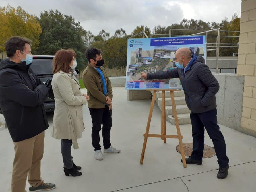 La Rioja pone en marcha dos nuevas infraestructuras hidráulicas en Tormantos y Hormilla 6