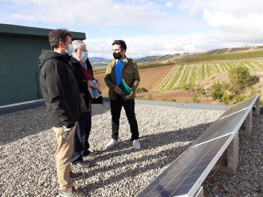 La Rioja pone en marcha dos nuevas infraestructuras hidráulicas en Tormantos y Hormilla 8