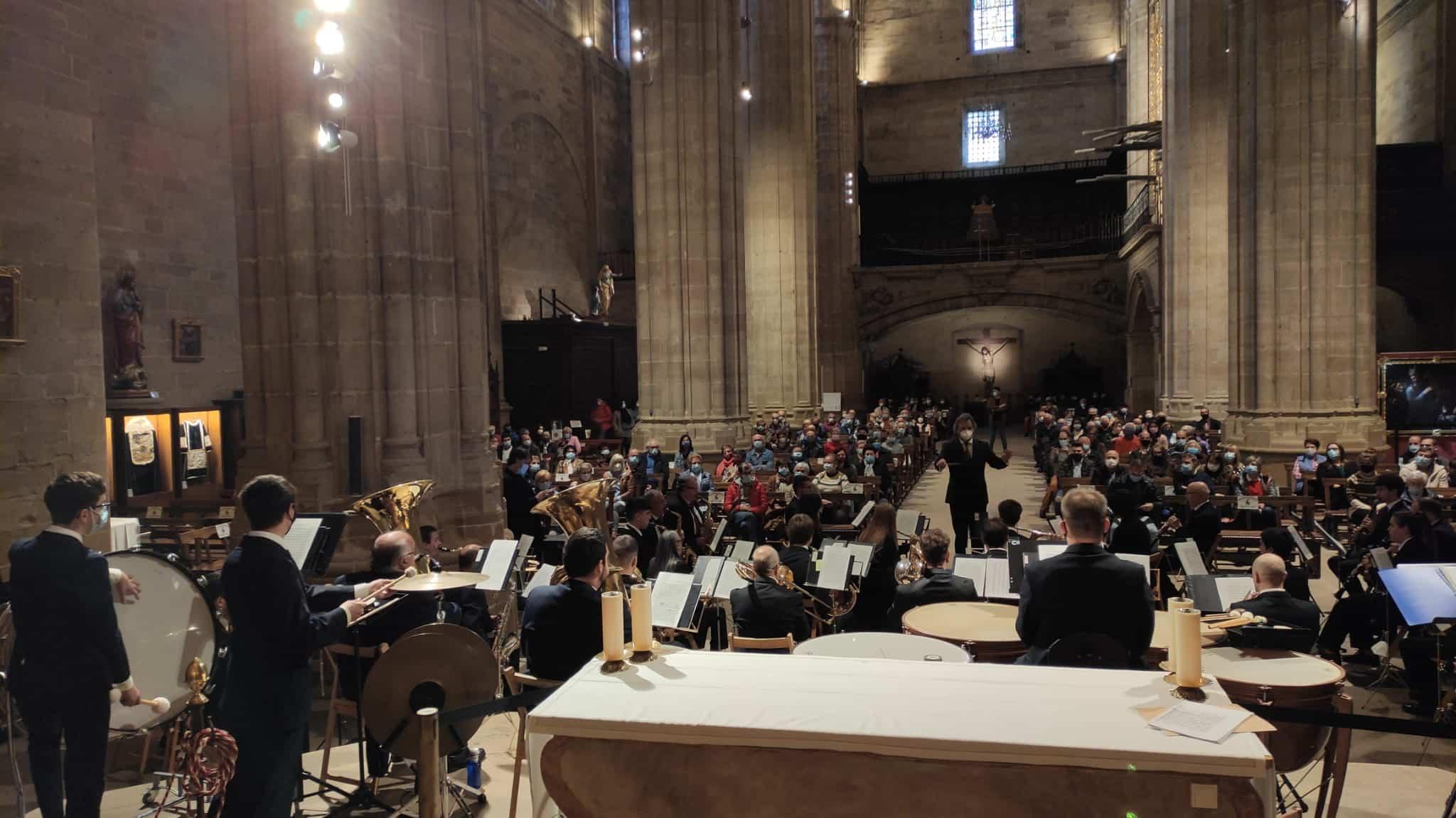 Concierto del PIlar de la Banda de Música de Haro