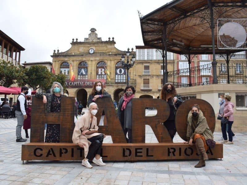 Photocall Haro Capital del Rioja