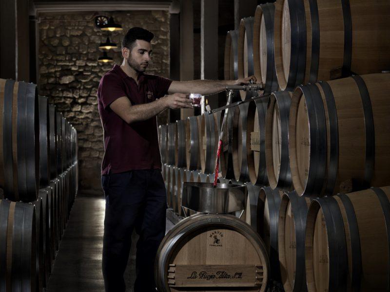 Bodegas La Rioja Alta