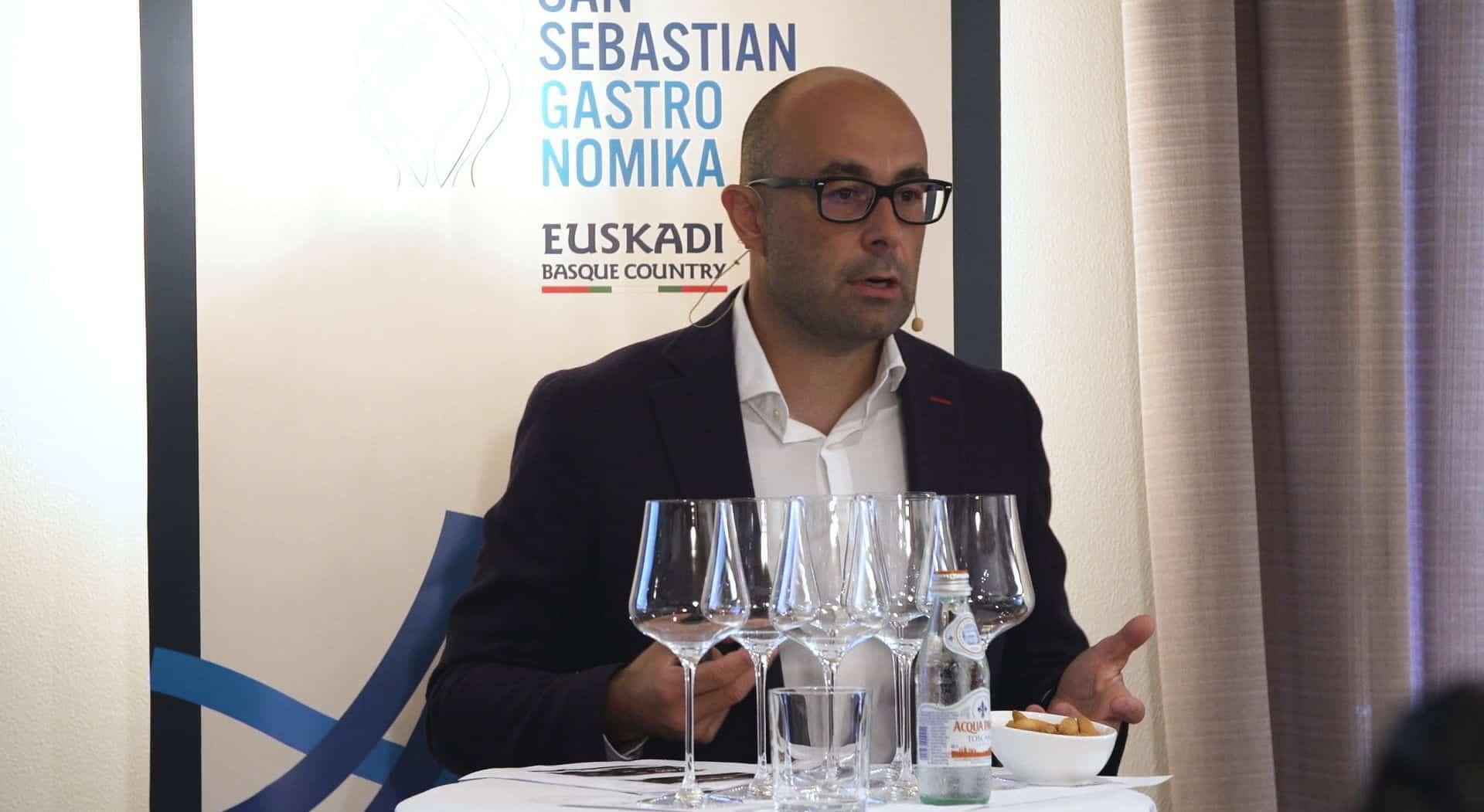Rioja rompe el molde en la jornada inaugural de San Sebastian Gastronomika 2020 1