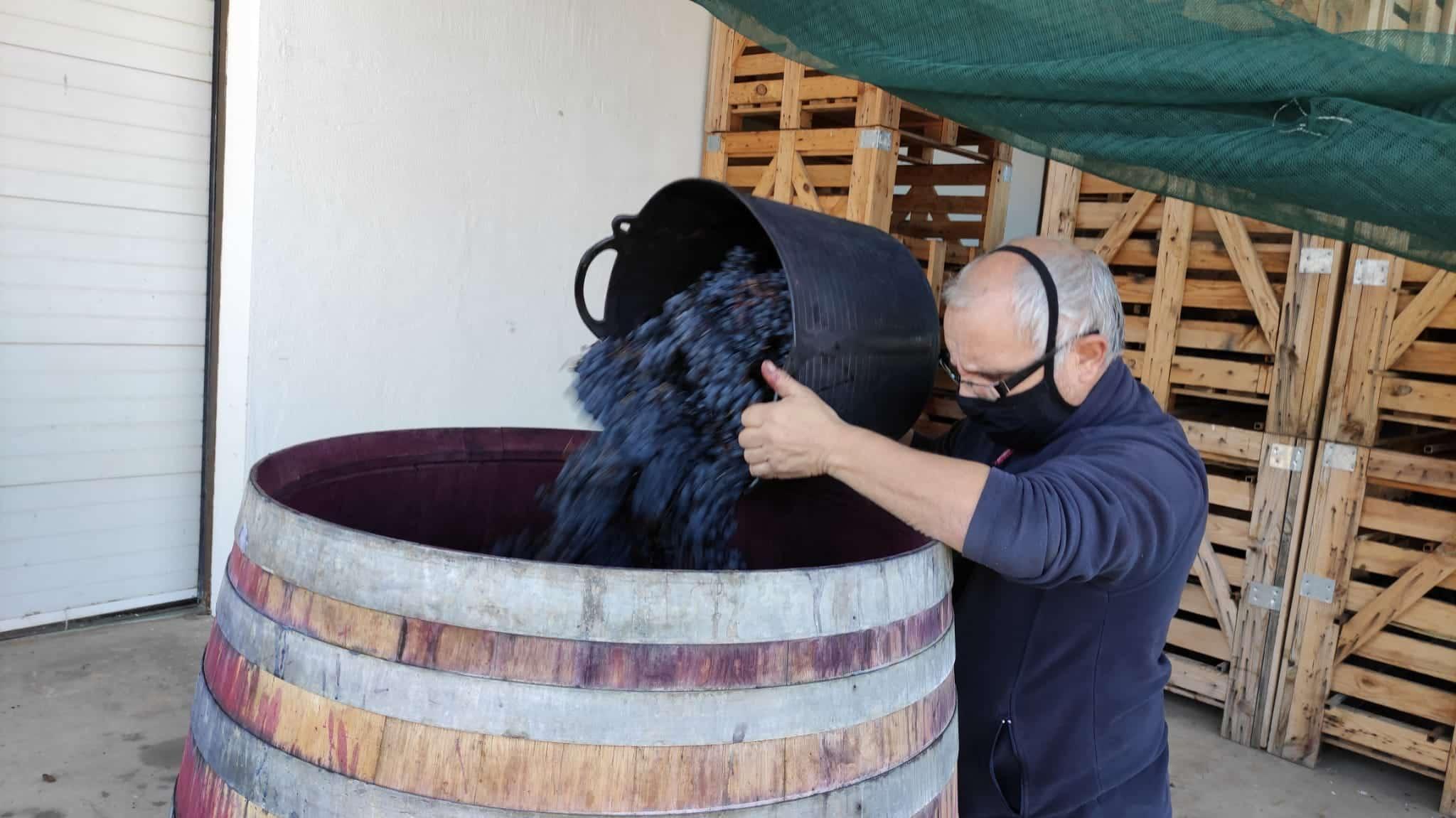 Las tradiciones italiana y riojana se funden en Santalba Amaro 10