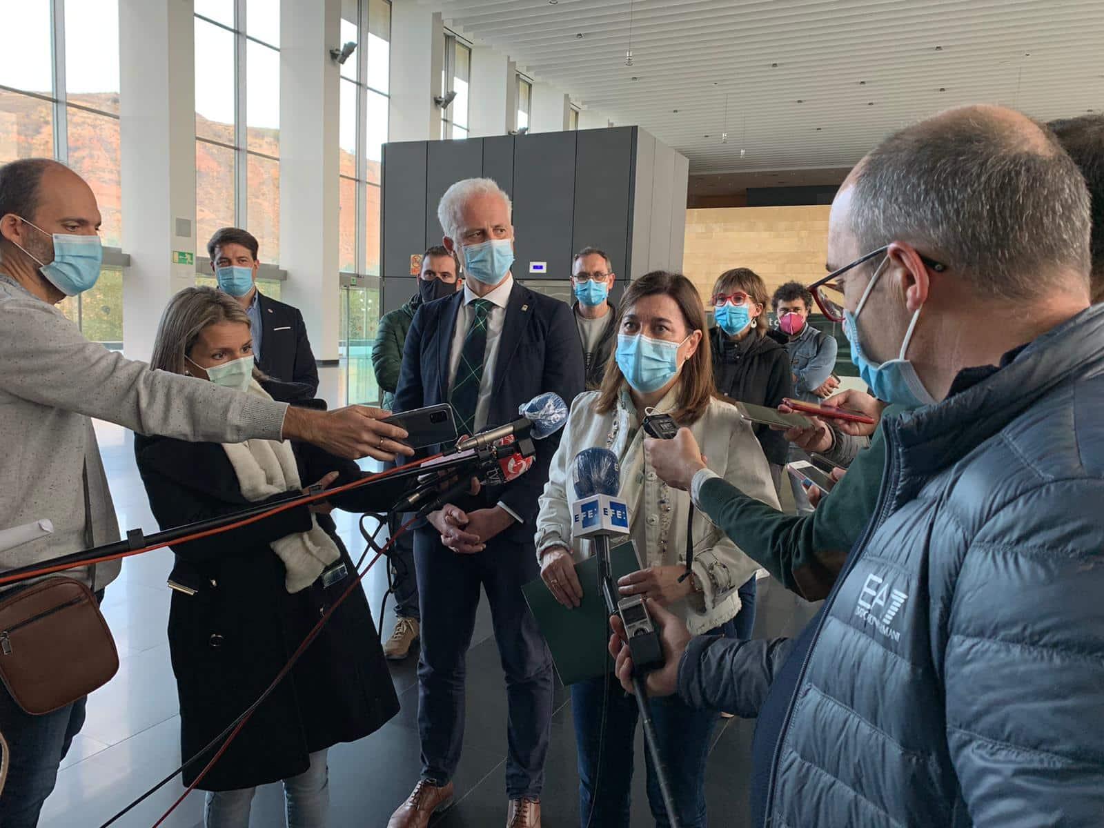 La Rioja notifica 155 contagios y una muerte más por la COVID-19 1