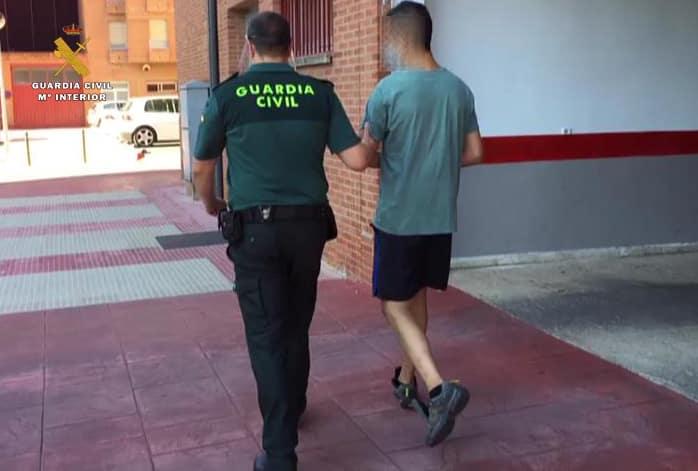 La Guardia Civil detiene a tres personas por robos con fuerza en La Rioja 3