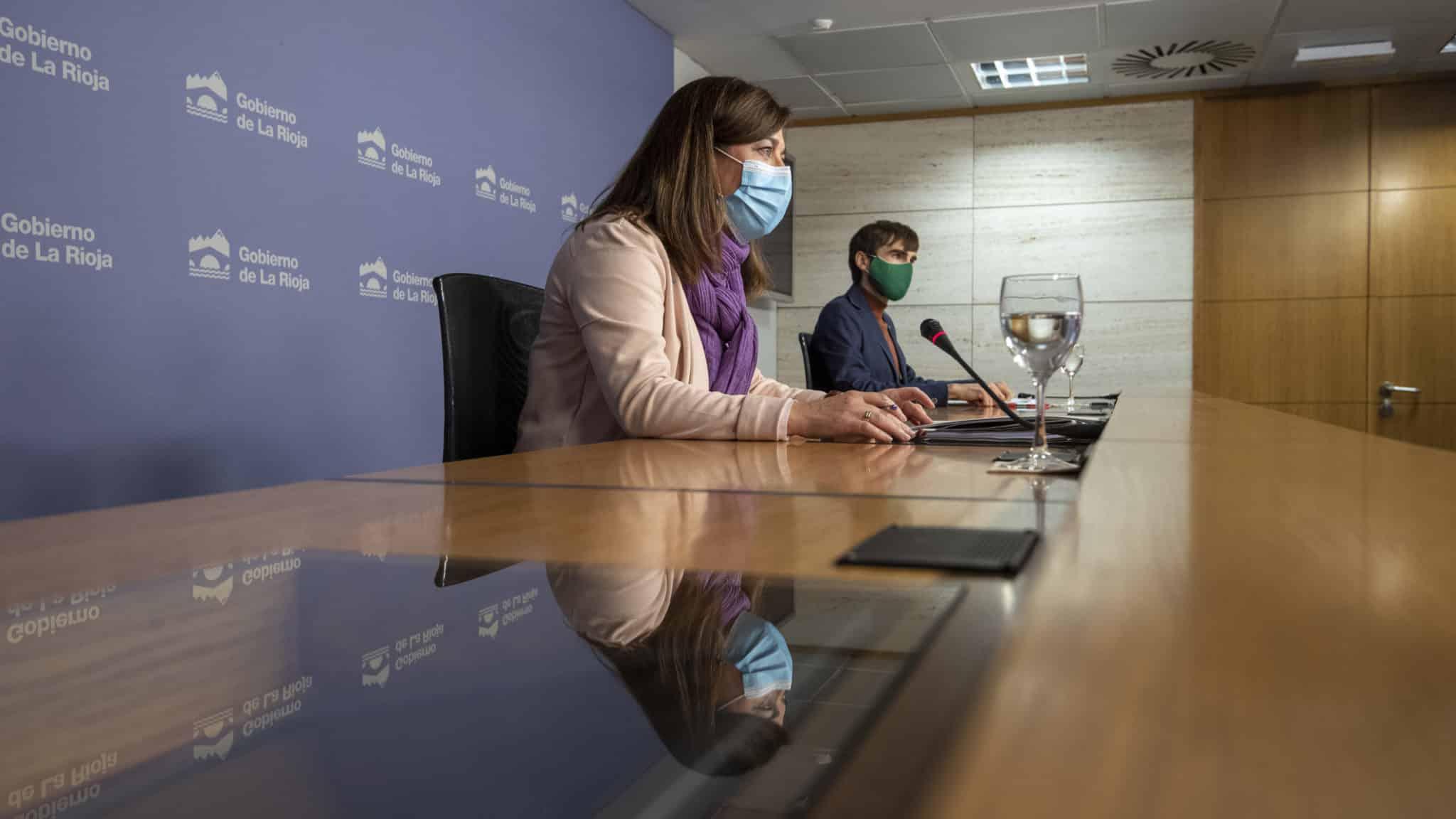 Se prorroga el confinamiento perimetral de La Rioja hasta el 19 de diciembre 1