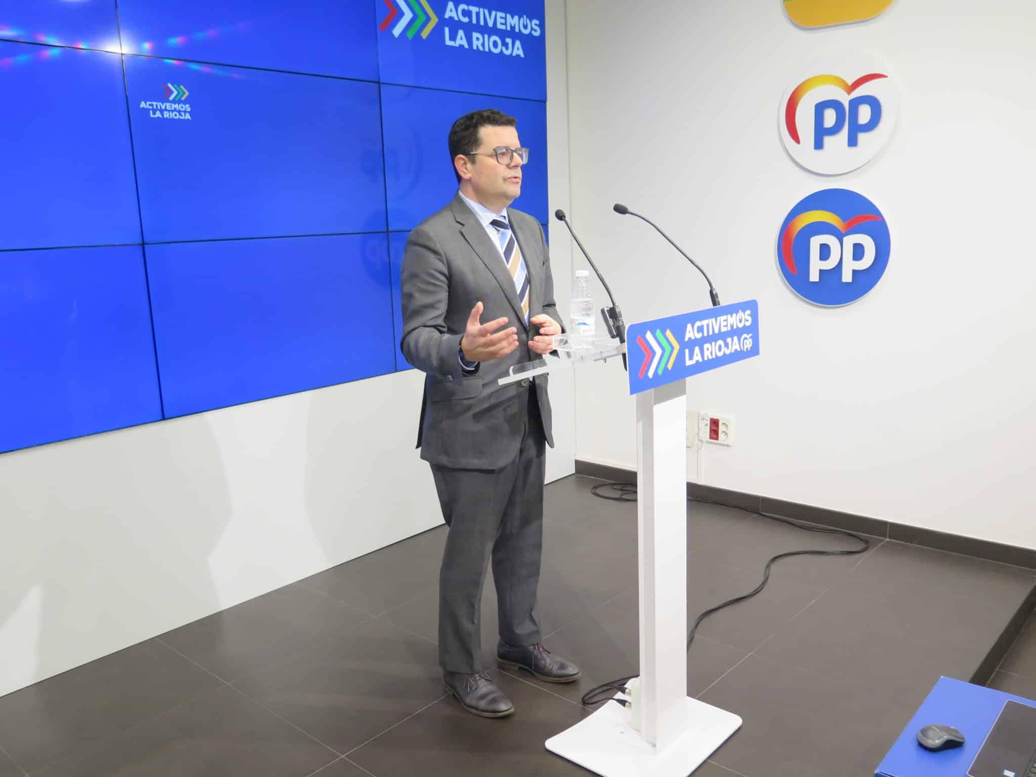 """La Rioja presenta un presupuesto para reforzar los servicios públicos y """"no dejar a nadie atrás"""" 2"""