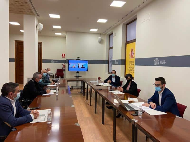 Mil agentes vigilarán este fin de semana el cumplimiento de las medidas contra la COVID en La Rioja, 120 de ellos en Arnedo 1