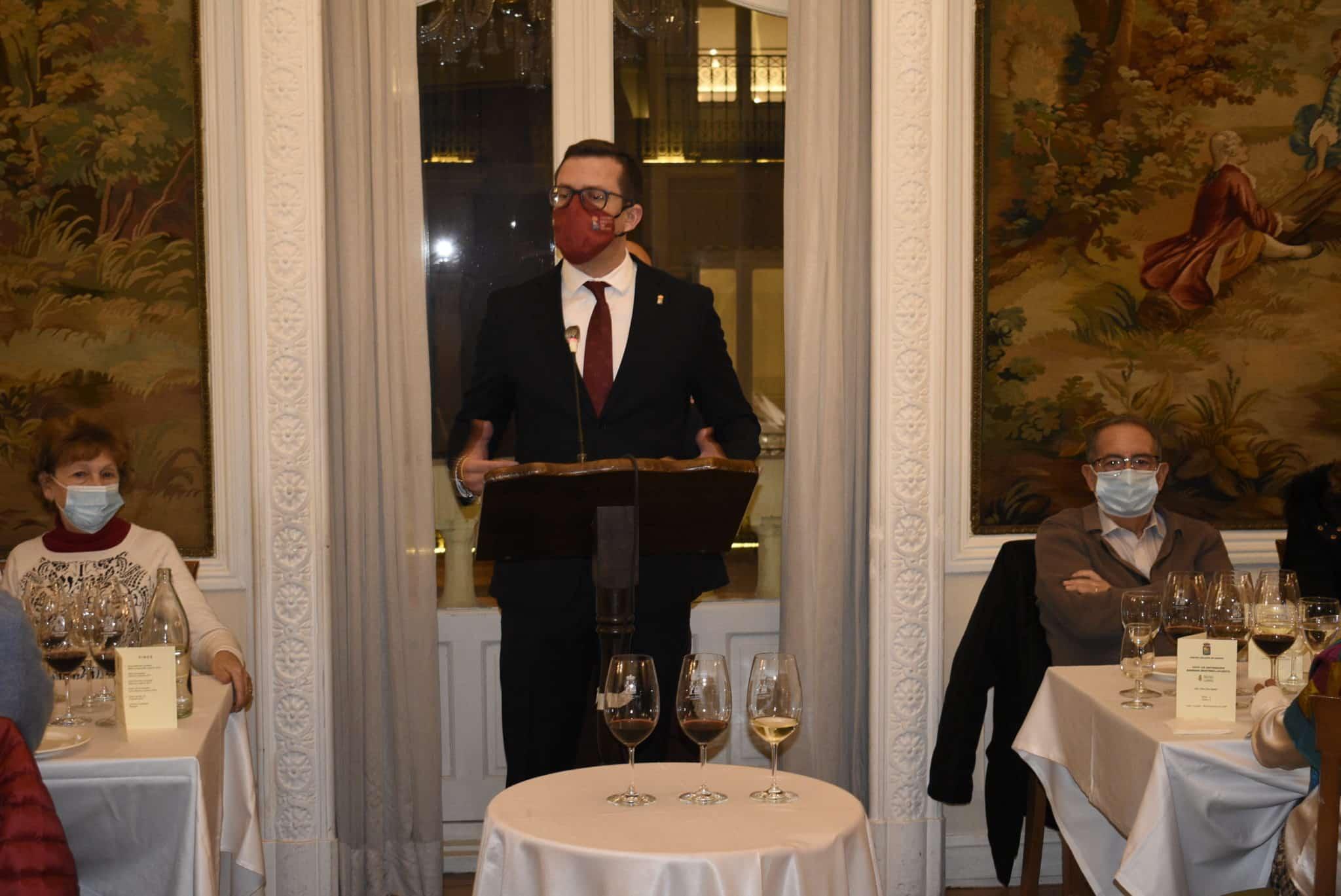 El Centro Riojano de Madrid celebra el 125 aniversario de Martínez-Lacuesta 2