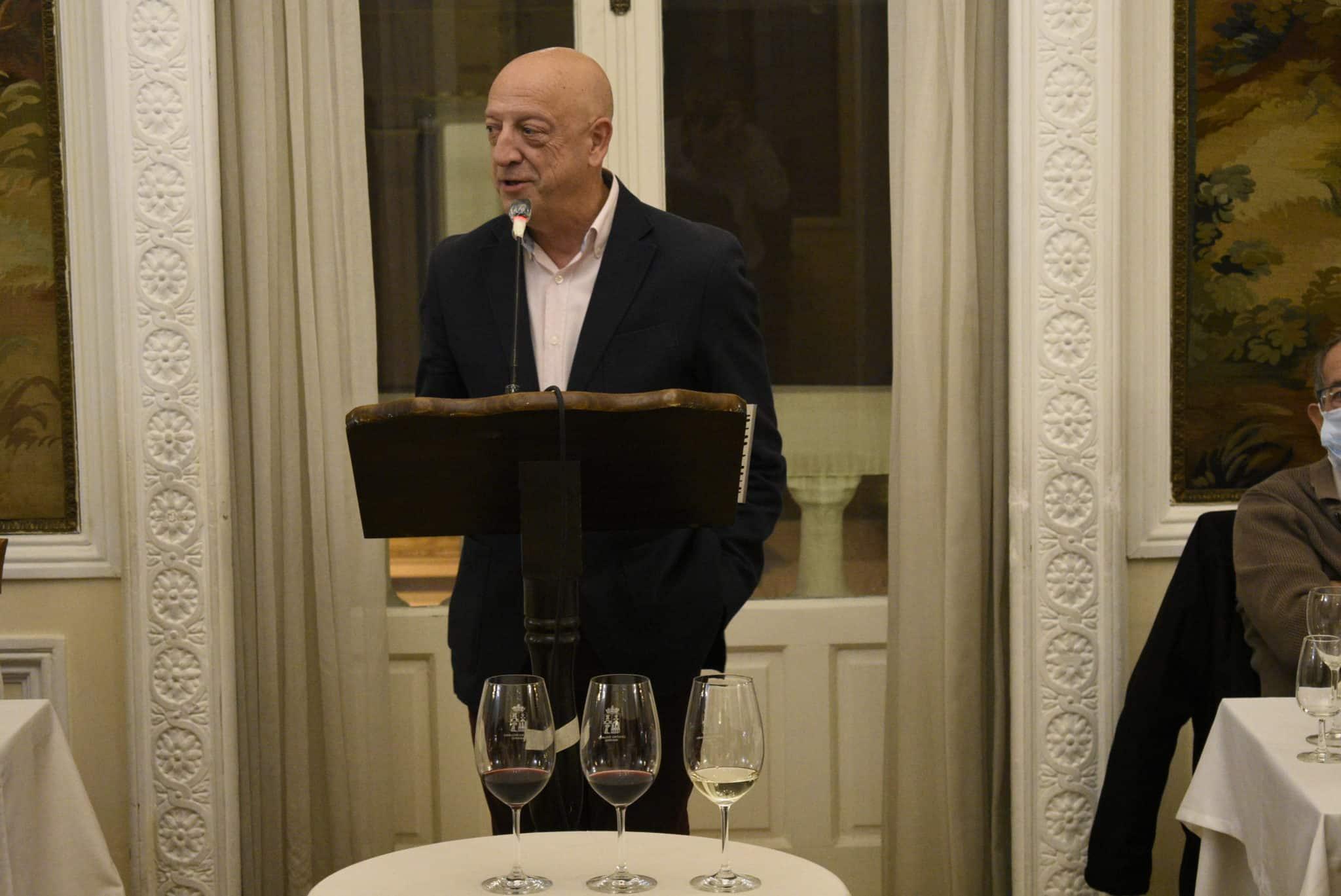 El Centro Riojano de Madrid celebra el 125 aniversario de Martínez-Lacuesta 3
