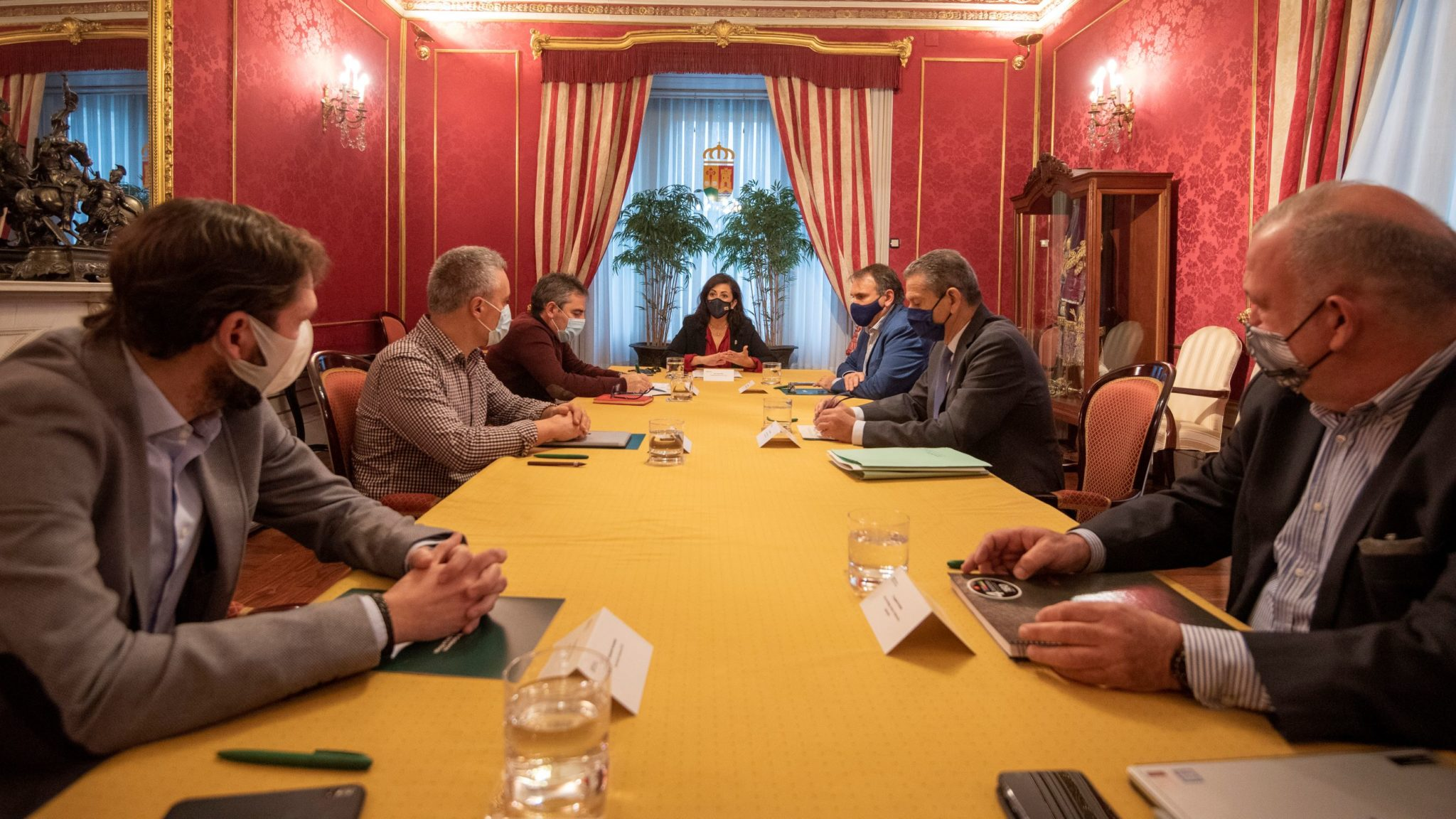 Reunión Diálogo social