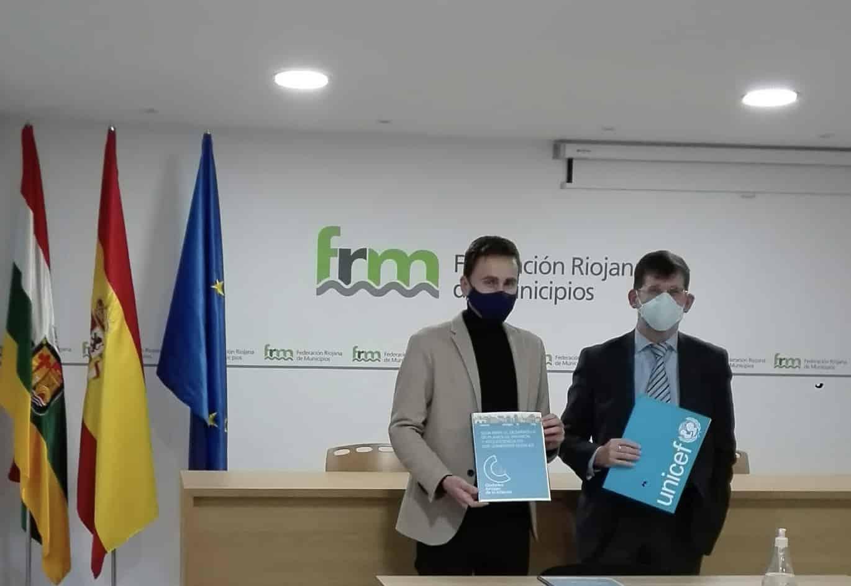 FRM y UNICEF