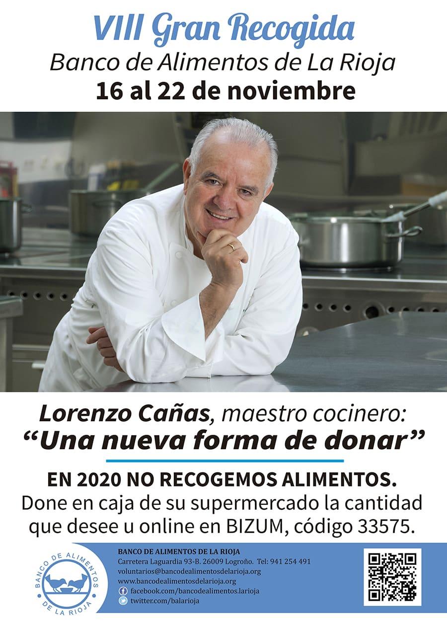 La Gran Recogida del Banco de Alimentos de La Rioja estrena nuevo formato por la COVID 1