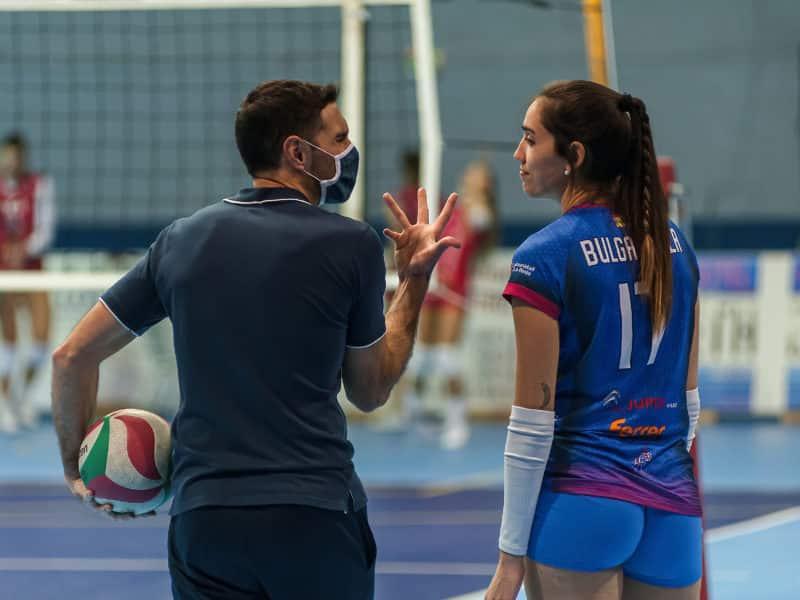 Alberto y Sofía Bulgarella