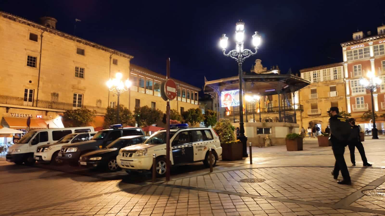 Amplio dispositivo policial en Haro que finaliza con 14 propuestas de sanción 2