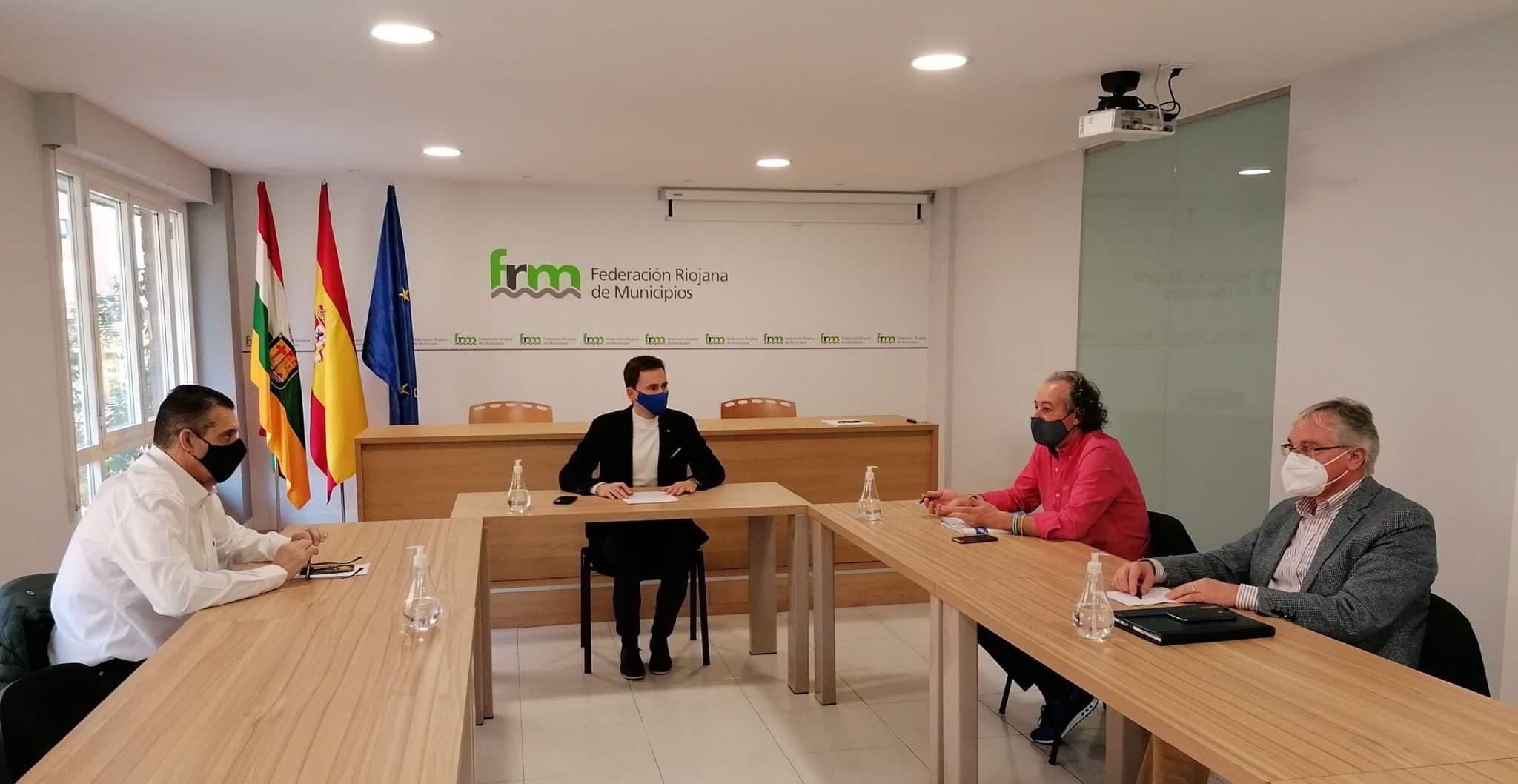 FRM Reunión Hostelería