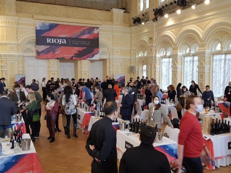 DOCa Rioja en Moscú