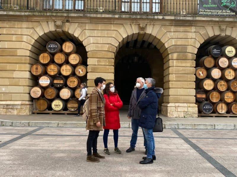 Presupuestos PSOE La Rioja