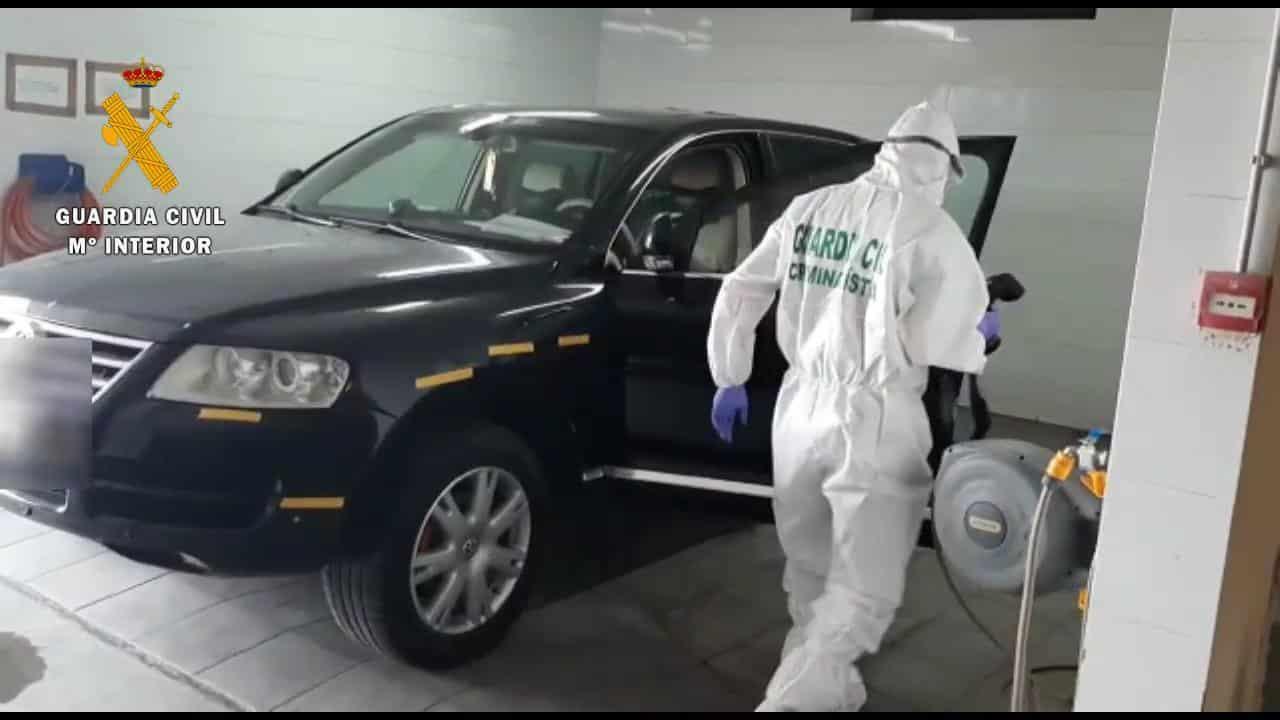 Inspección de vehículo