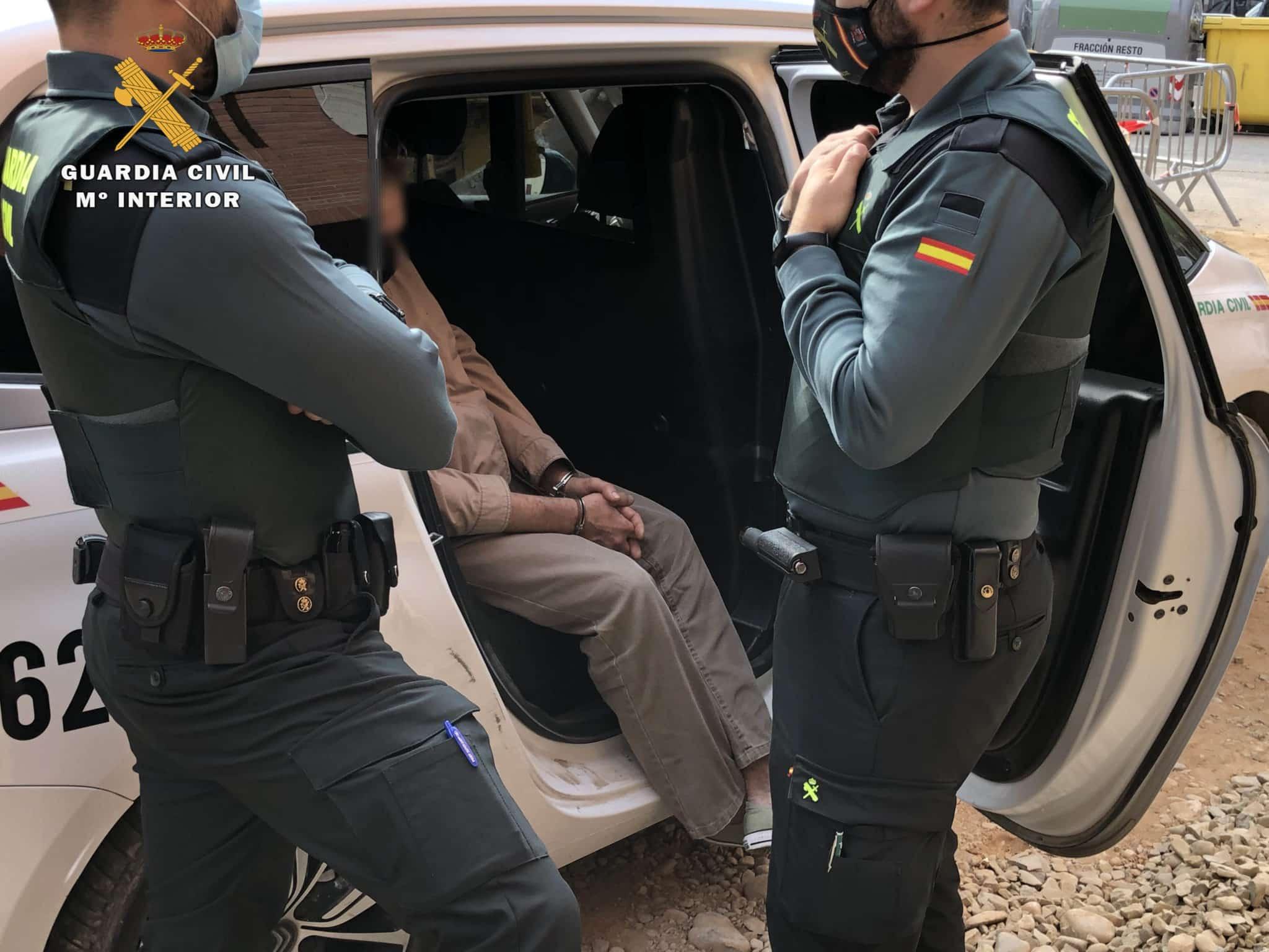 Nuevo golpe al tráfico de cocaína y 'speed' en Calahorra 2