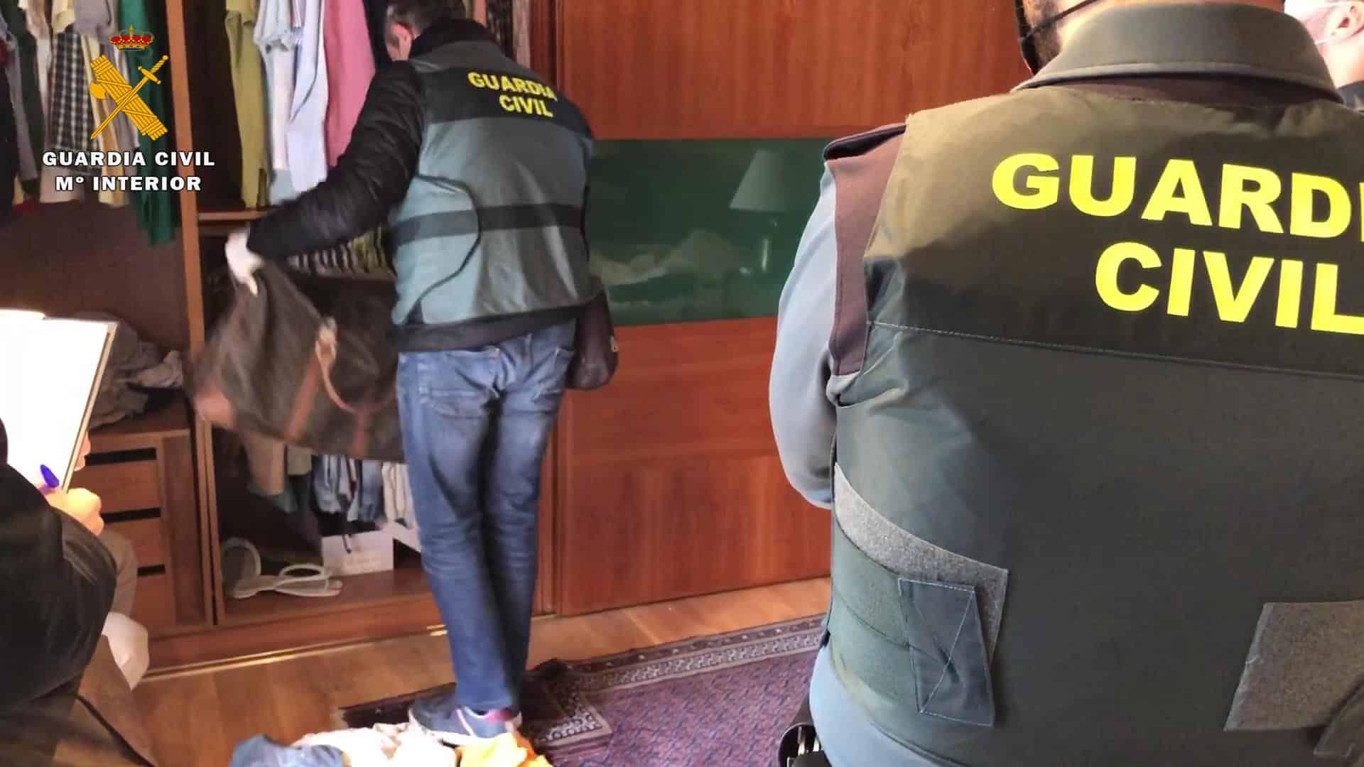 Nuevo golpe al tráfico de cocaína y 'speed' en Calahorra 5