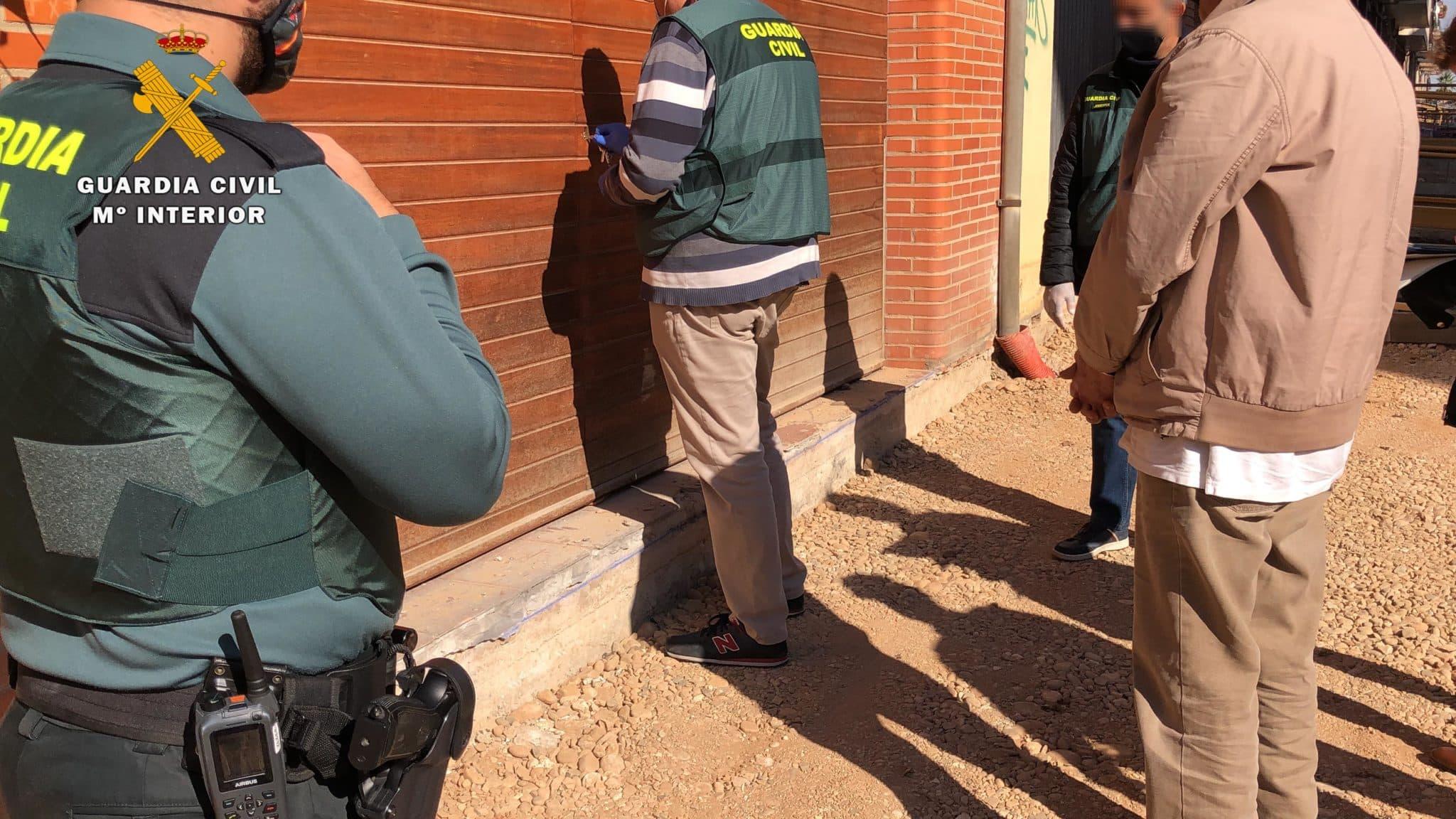 Nuevo golpe al tráfico de cocaína y 'speed' en Calahorra 3