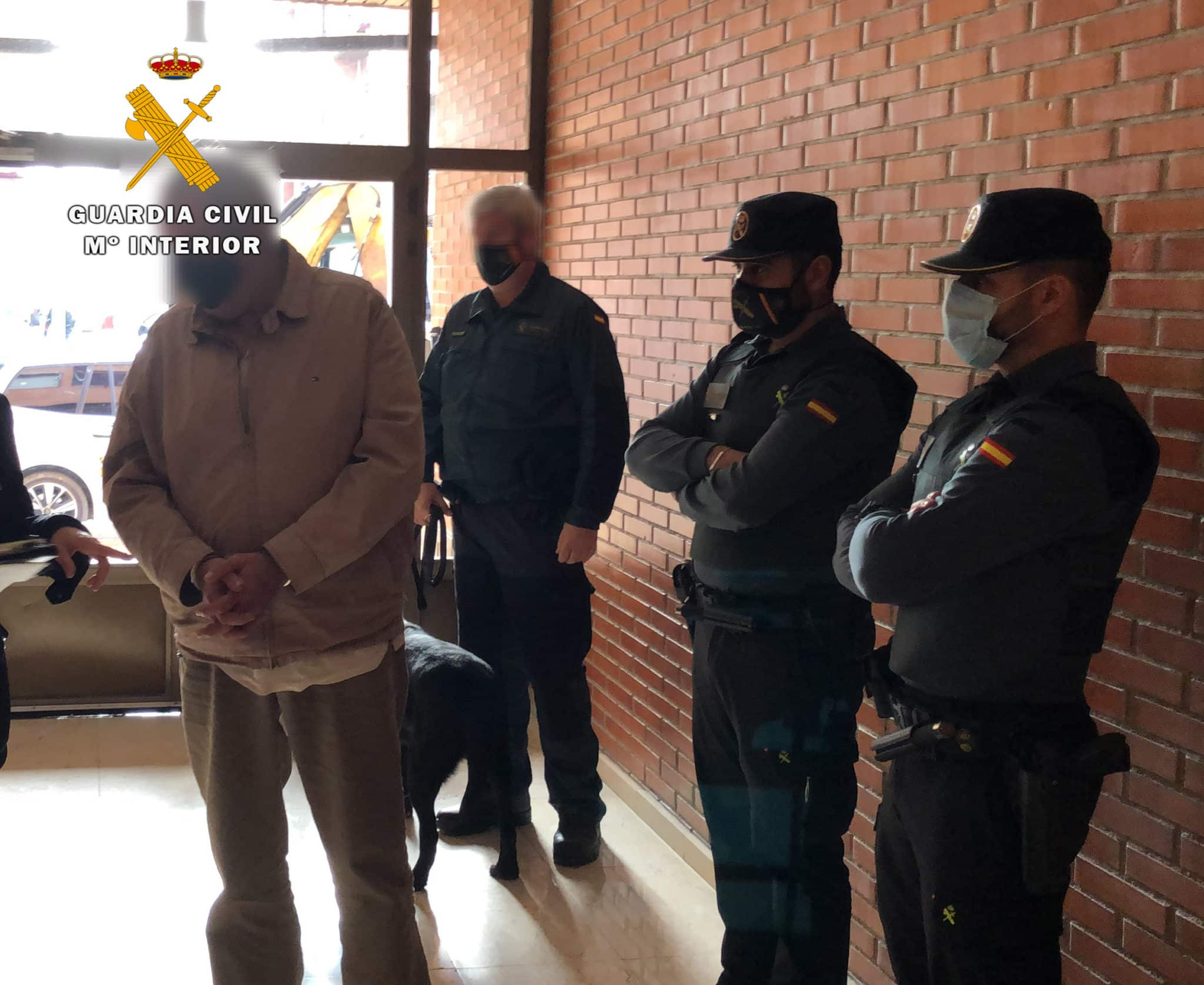 Nuevo golpe al tráfico de cocaína y 'speed' en Calahorra 1